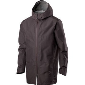 Houdini M's Sherlock Coat Frosty Birch Brown